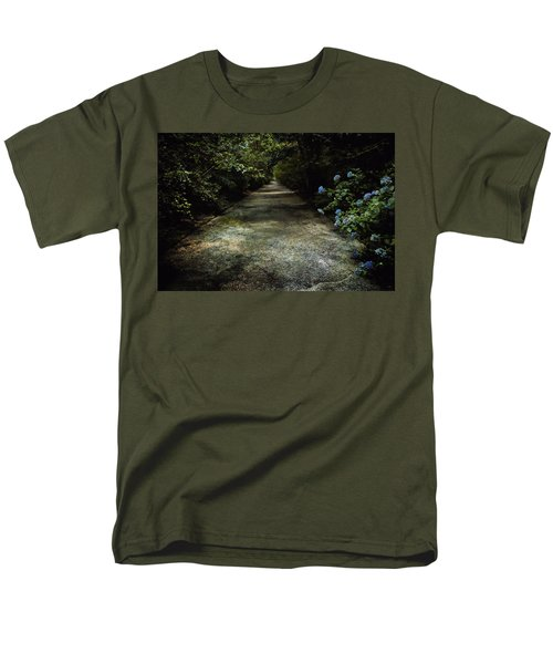 Men's T-Shirt  (Regular Fit) featuring the photograph Southern Blue by Jessica Brawley