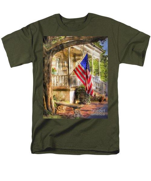 Southern Charm Men's T-Shirt  (Regular Fit) by Benanne Stiens