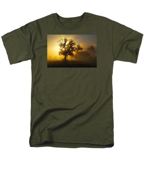 Spanish Morning Men's T-Shirt  (Regular Fit) by Robert Och