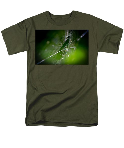 Spider Men's T-Shirt  (Regular Fit) by Craig Szymanski