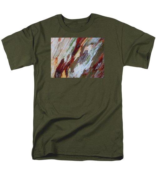 Splash Of Amber Men's T-Shirt  (Regular Fit) by Vivien Rhyan