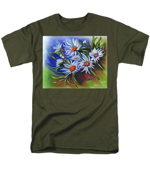 Spring Dasiy  Men's T-Shirt  (Regular Fit)