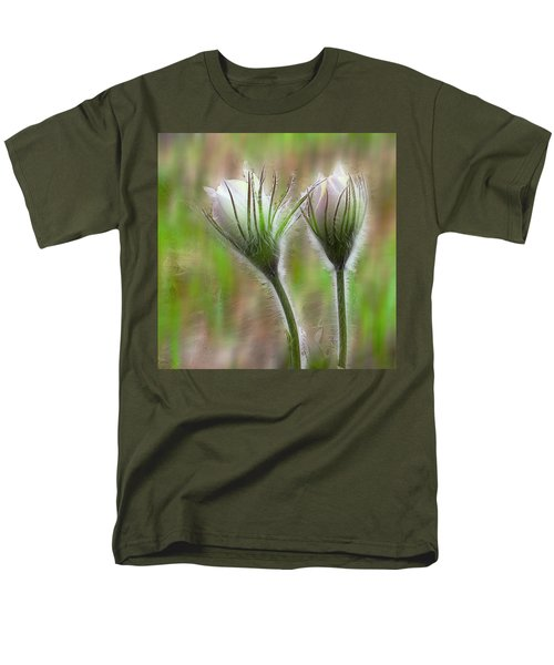 Spring Flowers Men's T-Shirt  (Regular Fit) by Vladimir Kholostykh