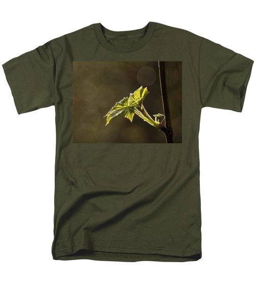 Spring Has Sprung - 365-27 Men's T-Shirt  (Regular Fit)