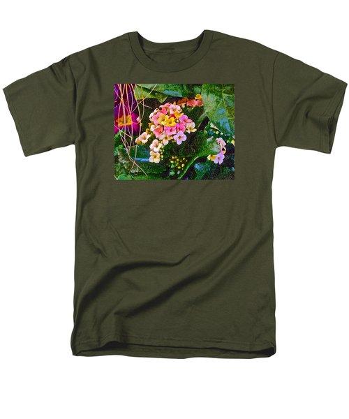 Spring Show 12 Men's T-Shirt  (Regular Fit) by Janis Nussbaum Senungetuk
