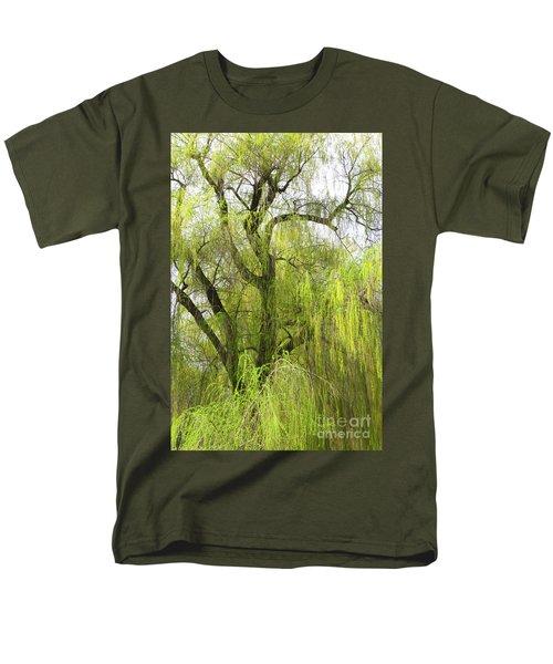 Spring Willow Men's T-Shirt  (Regular Fit)