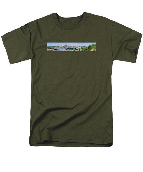 Men's T-Shirt  (Regular Fit) featuring the photograph St. Paul by Dan Traun