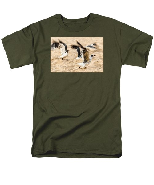 Stages Of Flight Men's T-Shirt  (Regular Fit) by Wayne King
