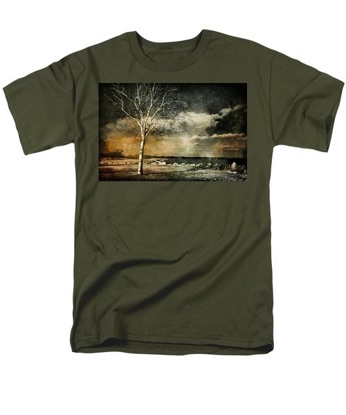 Stand Strong Men's T-Shirt  (Regular Fit) by Susan McMenamin