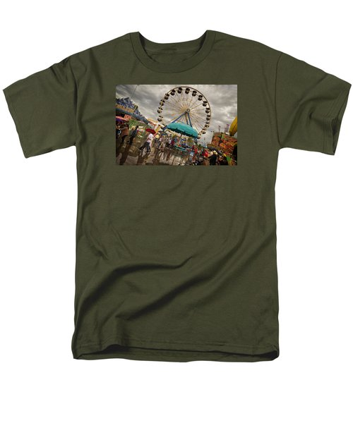 State Fair Of Oklahoma II Men's T-Shirt  (Regular Fit)