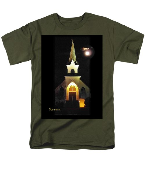 Steeple Chase 3 Men's T-Shirt  (Regular Fit) by Sadie Reneau