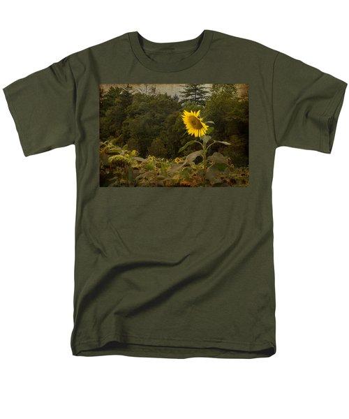 Men's T-Shirt  (Regular Fit) featuring the photograph Still Standing by Arlene Carmel