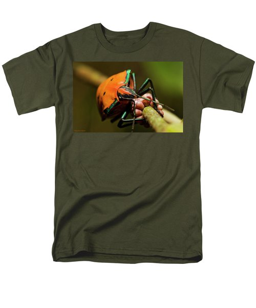 Stink Bug 666 Men's T-Shirt  (Regular Fit) by Kevin Chippindall