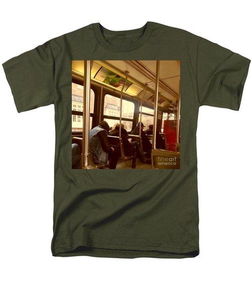 Streetcar Men's T-Shirt  (Regular Fit)