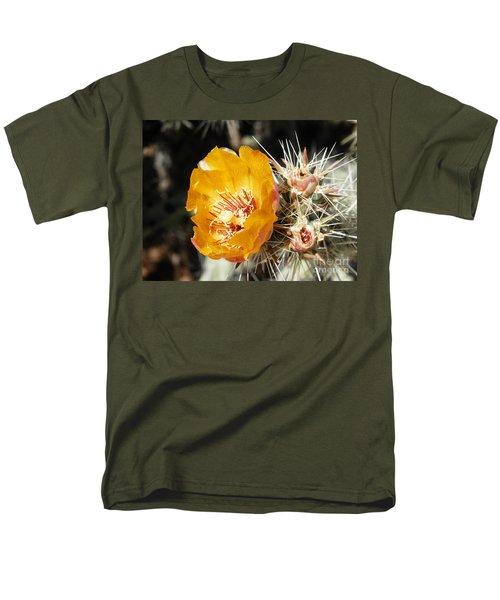 Striking Pose Men's T-Shirt  (Regular Fit)