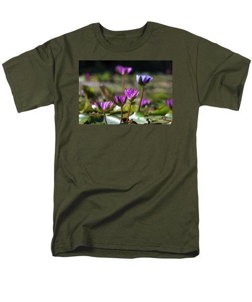 Men's T-Shirt  (Regular Fit) featuring the photograph Stuff Of Dreams by Suzanne Gaff