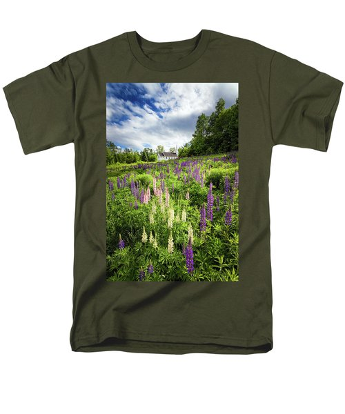 Men's T-Shirt  (Regular Fit) featuring the photograph Sugar Hill by Robert Clifford
