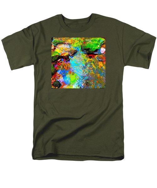 Summer 2015 Mix 3 Men's T-Shirt  (Regular Fit) by George Ramos