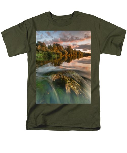 Summer Afternoon Men's T-Shirt  (Regular Fit) by Davorin Mance