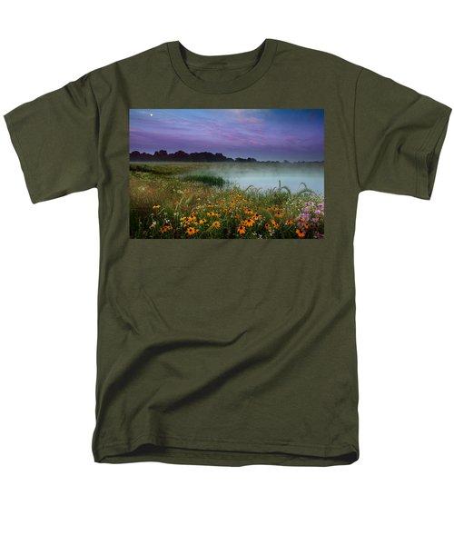 Summer Morning Men's T-Shirt  (Regular Fit) by Rob Blair