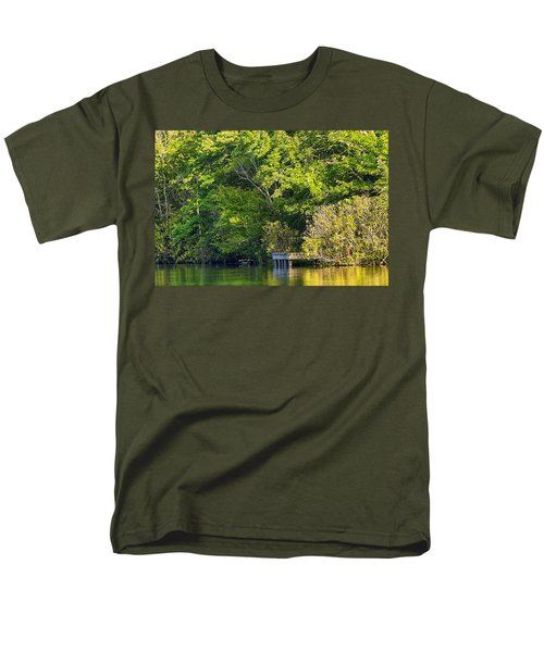 Summertime Men's T-Shirt  (Regular Fit) by Swank Photography