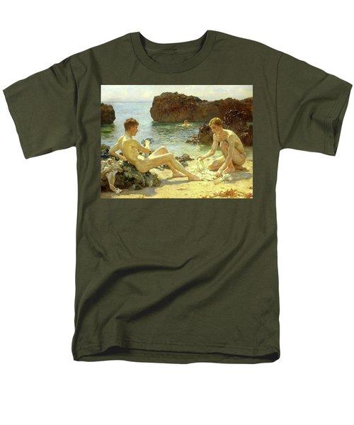 Sun Bathers Men's T-Shirt  (Regular Fit)