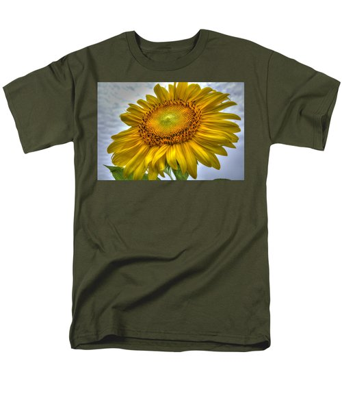 Sunny Side Up Men's T-Shirt  (Regular Fit) by Charlotte Schafer