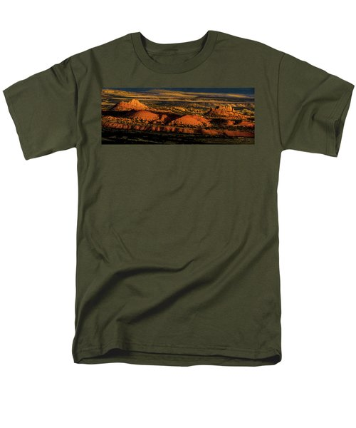Sunset At Donkey Flats Men's T-Shirt  (Regular Fit)