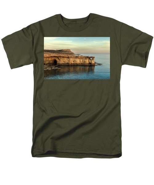 Sunset By The Cape Men's T-Shirt  (Regular Fit) by Mike Santis