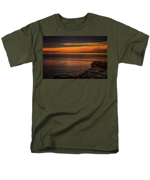 Sunset In May Men's T-Shirt  (Regular Fit) by Randy Hall