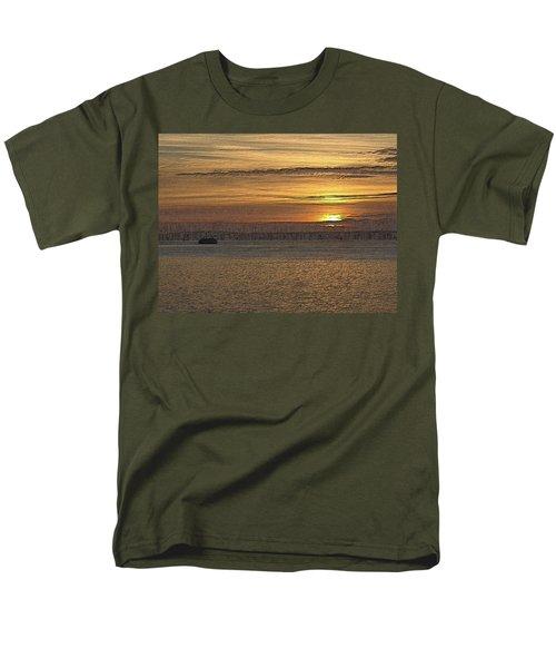 Sunset Serenade Men's T-Shirt  (Regular Fit) by Tim Allen