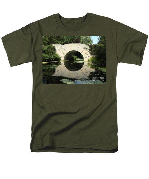 Sunshine Bridge 4 Men's T-Shirt  (Regular Fit) by Erick Schmidt
