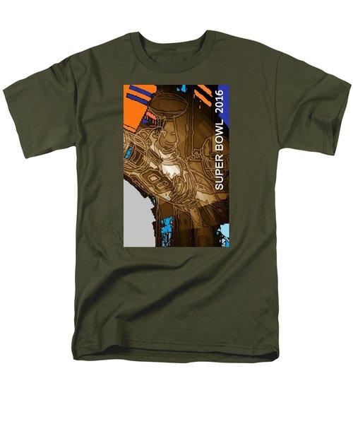 Super Bowl 2016 Men's T-Shirt  (Regular Fit)