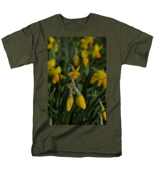 Sure Enough Spring Men's T-Shirt  (Regular Fit) by Tim Good