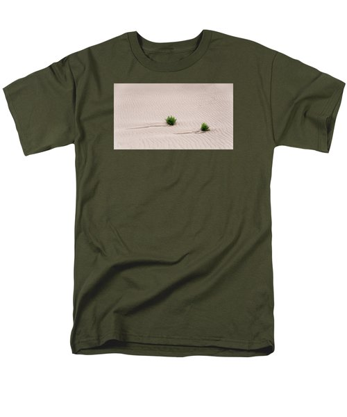 Men's T-Shirt  (Regular Fit) featuring the photograph Survival Of Nature by Monte Stevens