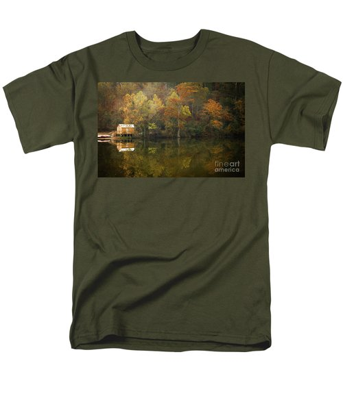 Men's T-Shirt  (Regular Fit) featuring the photograph Sweet Home by Iris Greenwell