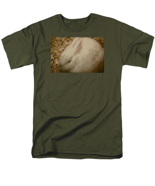 Sweet Marshmallow Men's T-Shirt  (Regular Fit) by The Art Of Marilyn Ridoutt-Greene