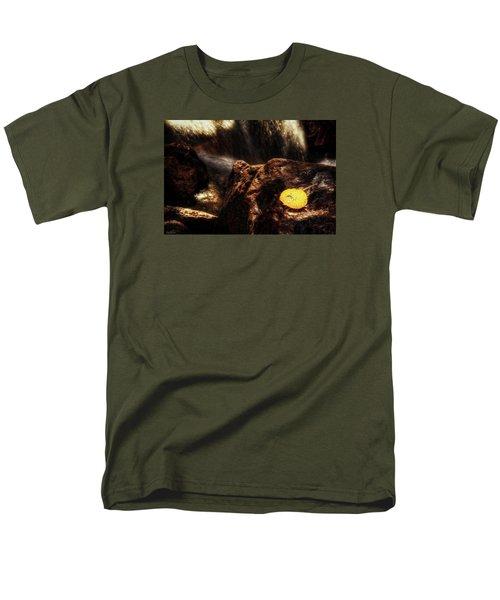 Take A Deep Breath Men's T-Shirt  (Regular Fit) by Rick Furmanek