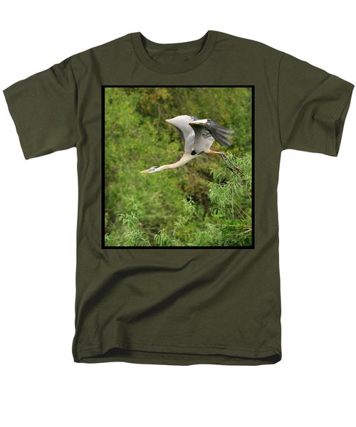 Take Off Men's T-Shirt  (Regular Fit) by Shari Jardina