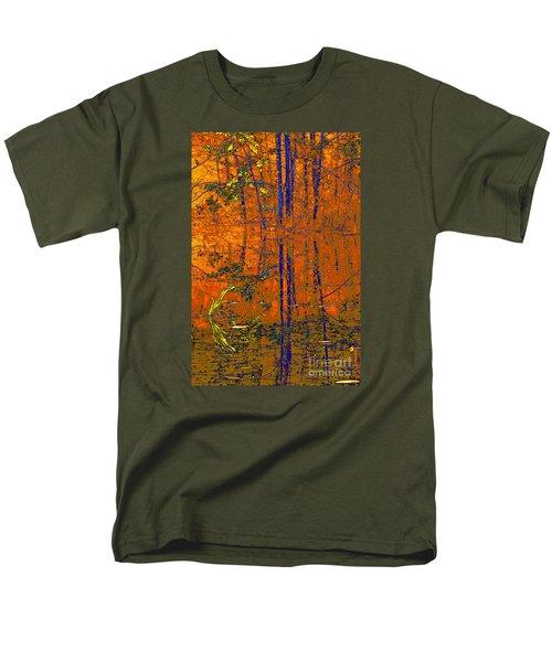 Tapestry Men's T-Shirt  (Regular Fit) by Steve Warnstaff