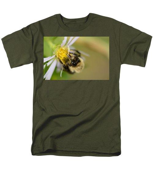 Tasting The Flower Men's T-Shirt  (Regular Fit) by Janet Rockburn