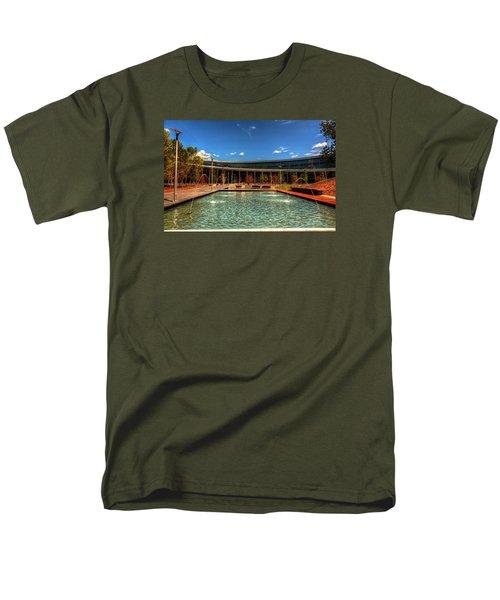 Technology Center Of Excellence Men's T-Shirt  (Regular Fit) by Ester  Rogers