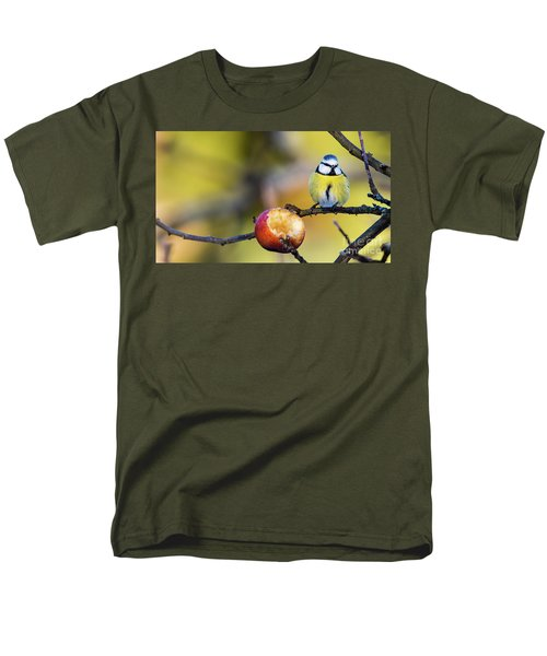 Men's T-Shirt  (Regular Fit) featuring the photograph Tempting by Torbjorn Swenelius