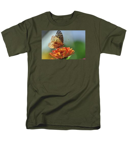 Men's T-Shirt  (Regular Fit) featuring the photograph Tenderness by Glenn Gordon
