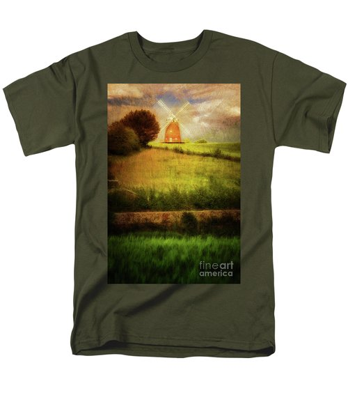 Thaxted Mill Men's T-Shirt  (Regular Fit) by Jack Torcello