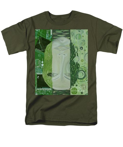 The 7th Creation Men's T-Shirt  (Regular Fit) by Talisa Hartley