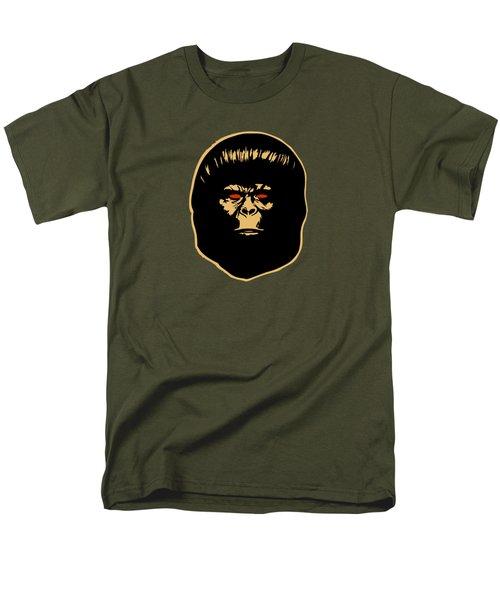 The Ape Men's T-Shirt  (Regular Fit) by Jurgen Rivera