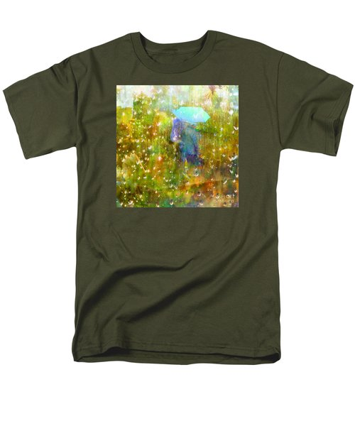 The Approach Of Autumn Men's T-Shirt  (Regular Fit) by LemonArt Photography