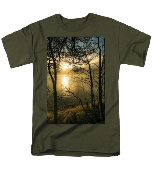 The Beauty Of Nature Men's T-Shirt  (Regular Fit) by Rose-Marie Karlsen