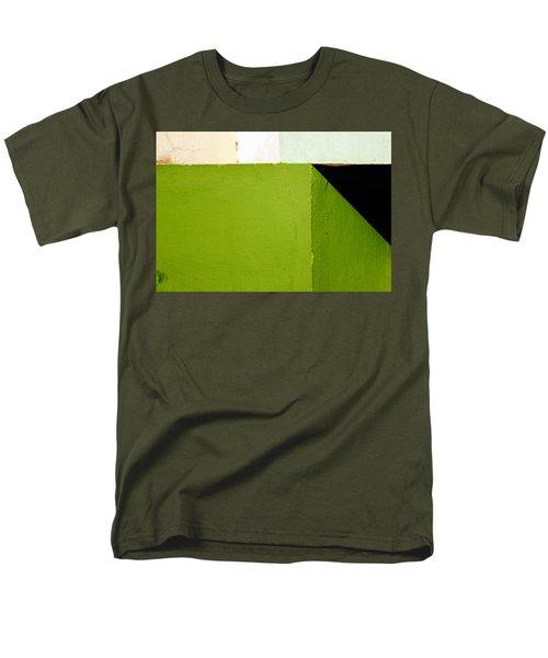 The Black Triangle Men's T-Shirt  (Regular Fit) by Prakash Ghai